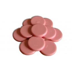 Cire traditionnelle, 1kg. Galets rose pour épilation à réchauffer