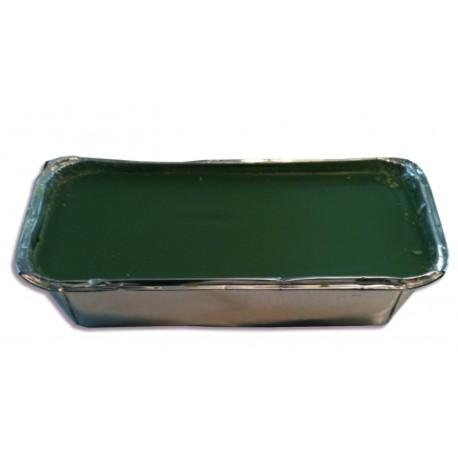 Barquette cire à épiler traditionnelle - Verte - 1000 ml