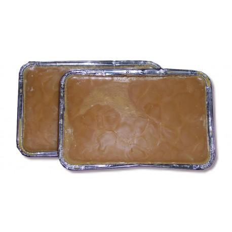 Cire traditionnelle. Cire jaune recyclable pour épilation sans bande