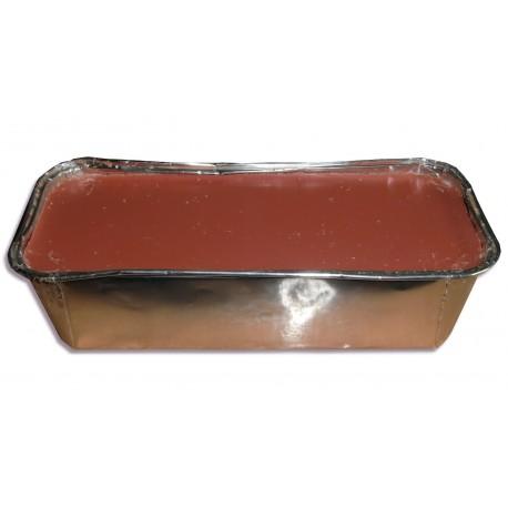 Cire à épiler traditionnelle - Barquette - Rose - 1000 ml