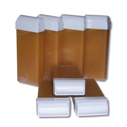 Cartouche roll on Miel de 100 ml - Cire à épiler jetableau miel