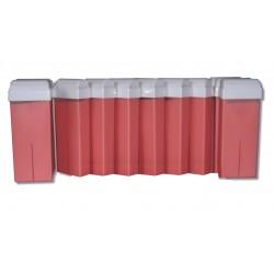 Cire à épiler Roll On Care'S Rose, 12 x 100 ml. Cire jetable