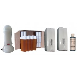 Miel - THERMOSEO - Kit épilation 24 x 100ml Roll On