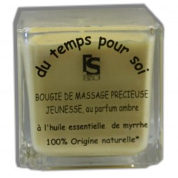 Bougie de massage AMBRE, 60 g