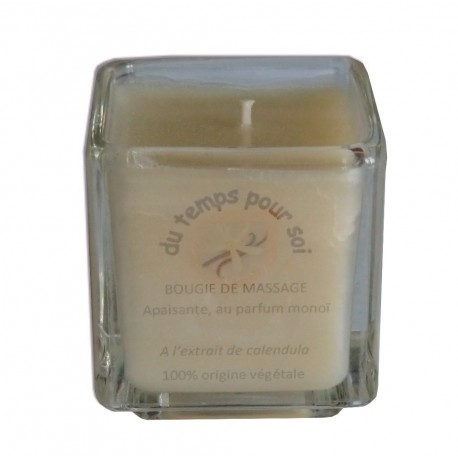 Bougie de massage Monoï, 60 g