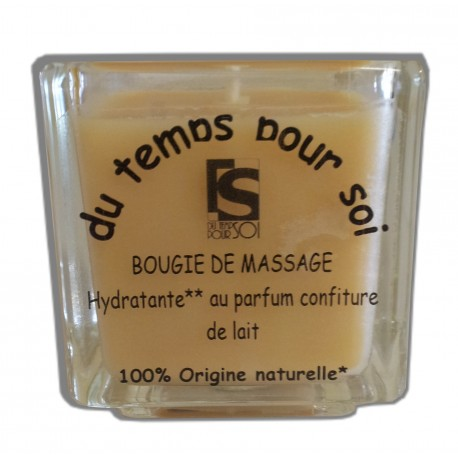 Confiture de lait - Bougie de massage - 60 g