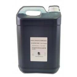Huile de massage chaude, Eucalyptus, 5 litres