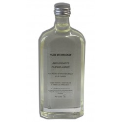 Huile adoucissante de massage pour le corps parfum Jasmin, 500 ml