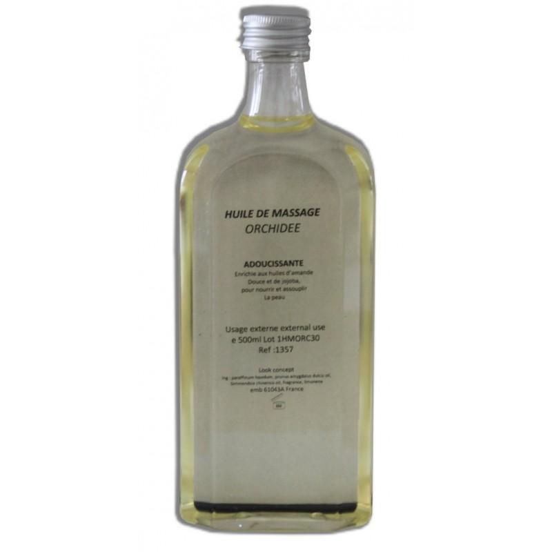 grossiste huile de massage huile douce parfum orchid e pour le corps. Black Bedroom Furniture Sets. Home Design Ideas
