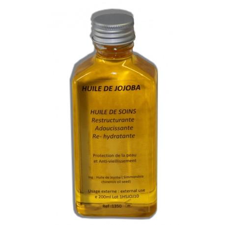Huile de Jojoba - 200 ml