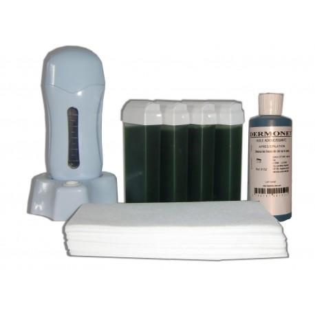 Chlorophylle - SEO - Kit épilation 4 x 100ml