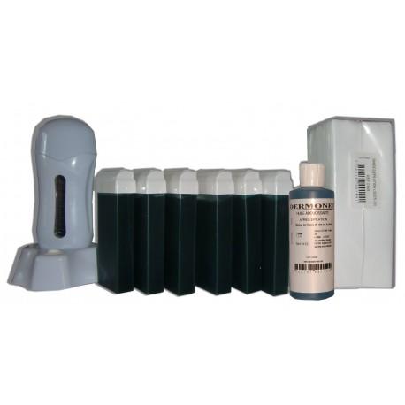 Azur - SEO - Kit épilation 6 x 100ml