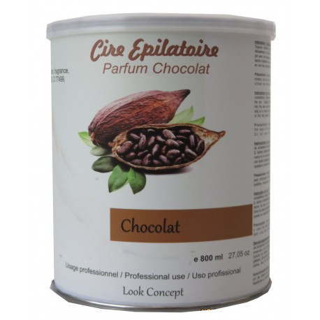 Pot 800 ml - Chocolat - Cire à épiler
