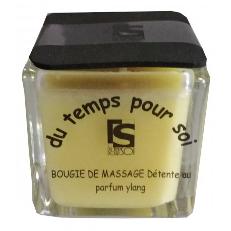 Bougie de massage 60g Ylang ylang
