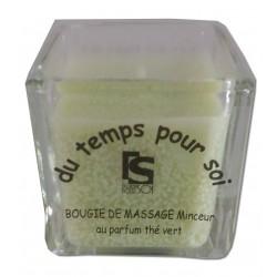 Bougie de massage 60g Thé Vert