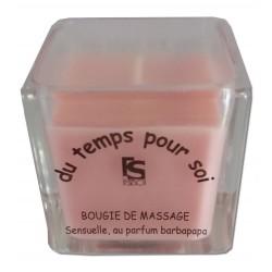 Bougie de massage 60g Barbapapa