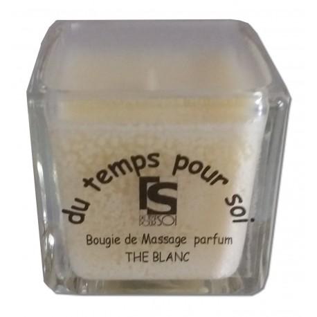 Bougie de massage thé blanc 60g