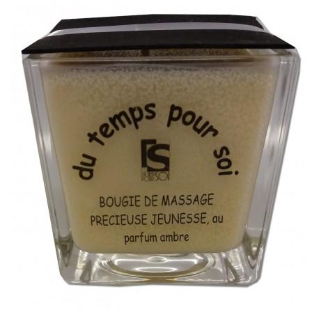 Bougie de massage AMBRE, 210 g