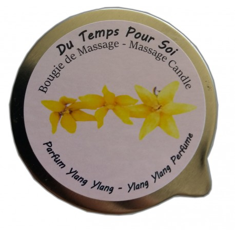 Ylang Ylang 150 g - Bougie de massage