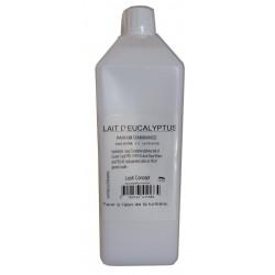 Eucalyptus. 1 litre Lait pour diffuseur d'ambiance hammam