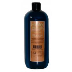 Huile adoucissante de massage pour le corps, eucalyptus, 1 litre