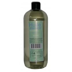Huile adoucissante de massage Neutre sans parfum ni odeur, 1 litre