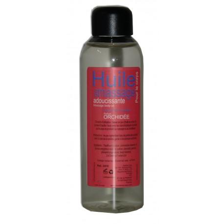 Orchidée - Huile de massage adoucissante - 200 ml