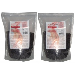 Fruits rouges - 2 kg Perles cire pelable