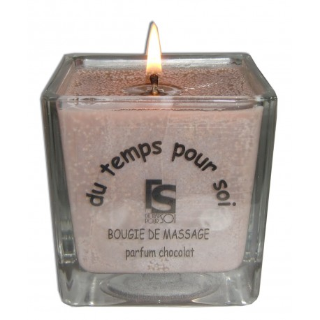 Bougie de massage Chocolat, 210 ml