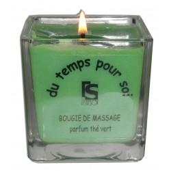 Thé Vert bougie de massage à l'huile chaude le meilleur des massages