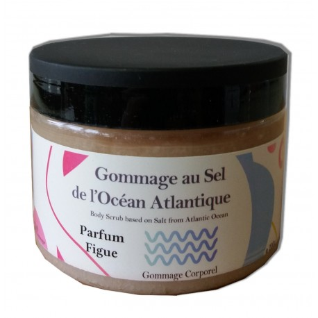 Sel de gommage corps Figue - 200 g