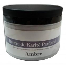 Ambre - Beurre de karité 150 ml