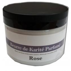 Rose - Beurre de karité 150 ml