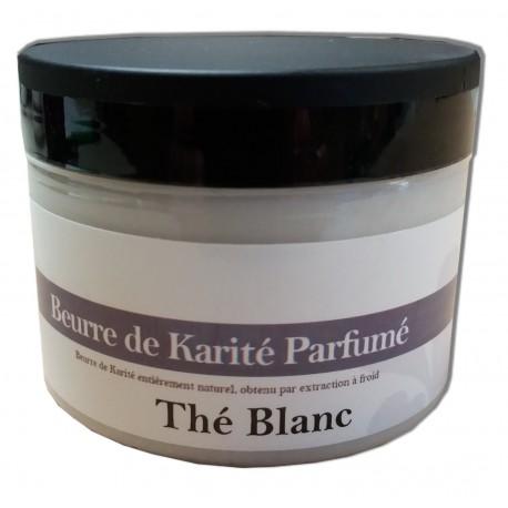 Thé blanc - Beurre de karité 150 ml