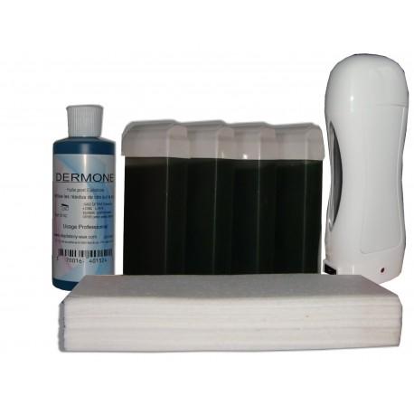 Chlorophylle - SOLOR - Kit 4 x 100ml - Eco