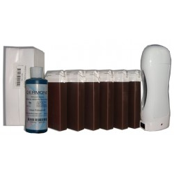 Chocolat - SOLOR - Kit 6 x 100ml - bandes