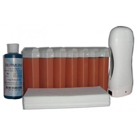 Kit SOLOR - 7 x 100 ml ROSE - 100 bandes