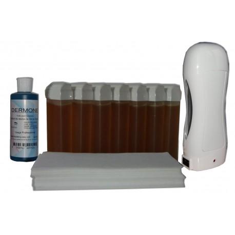Topaz type miel - SOLOR - Kit 7 x 100ml - 100 bandes