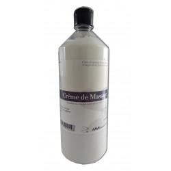 Crème de massage neutre 1 litre