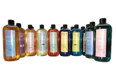 La gamme des huiles de massage pour l'hiver